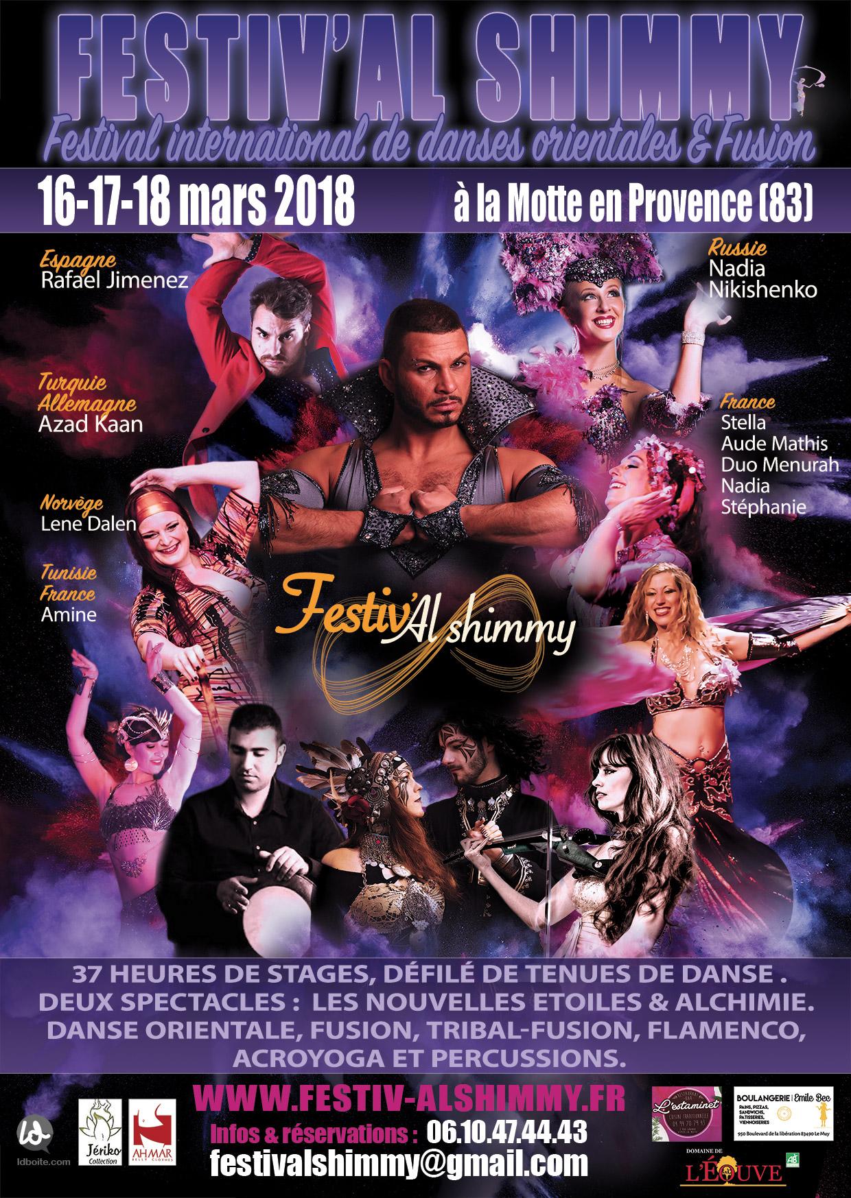Festiv'al Shimmy 2018